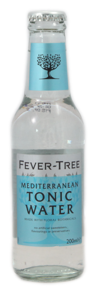 Fever-Tree Mediterranean Tonic 0,2l