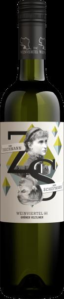Zuschmann Grüner Veltliner Weinviertel DAC 2017 0,75l