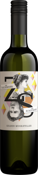 Zuschmann Gelber Muskateller 2018 BIO 0,75l