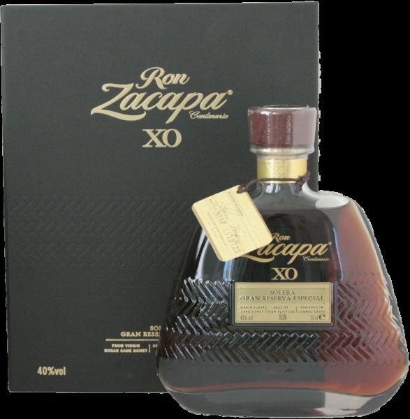 Ron Zacapa Edition XO 40 % 0,7 l Rum