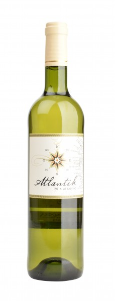Fillaboa Atlantik Albarino 2016 D.O. 0,75 l