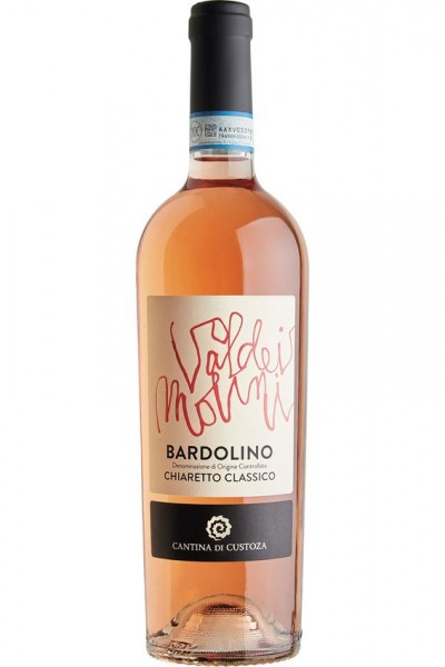 Custoza Bardolino Chiaretto Rose 2019 0,75 l