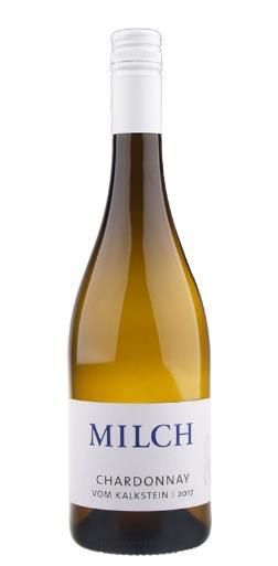 Weingut Milch Chardonnay vom Kalkstein 2017 0,75 l