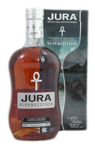 Isle of Jura Superstition Single Malt 43% 0,7l