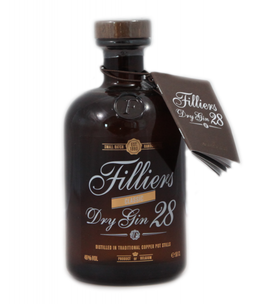 Filliers Dry Gin 28 0,5 l 46 %