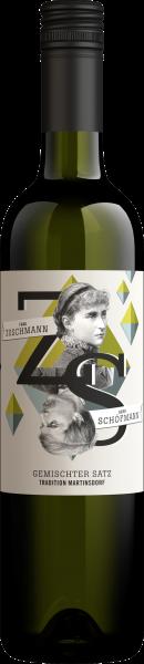 Zuschmann Gemischter Satz 2018 0,75 l