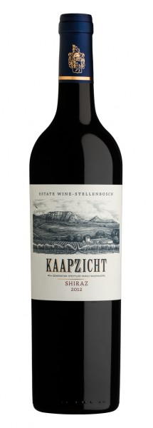 Kaapzicht Estate Shiraz 2014 0,75 l
