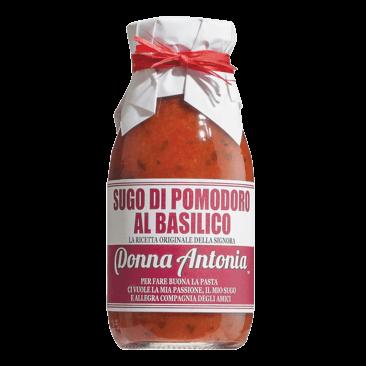 Donna Antonia Sugo al basilico 240 ml