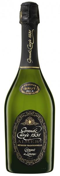 Cremant Grande Cuvée 1531 Riserve Brut AOP 0,75l