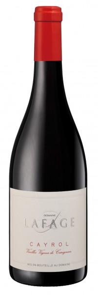 Lafage Cayrol Carignon 2016 0,75 l
