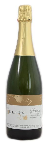 Weingut Reiss Silvaner Sekt Brut 2014 0,75 l handgerüttelt