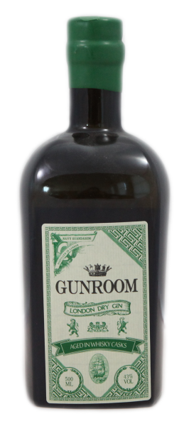 Gunroom London Dry Gin 0,5 l 43 %