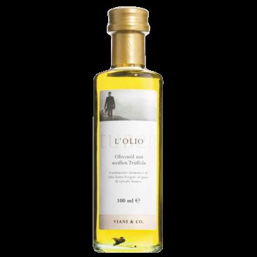 Natives Trüffel Öl mit weißen Trüffeln 100 ml