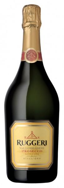 Ruggeri Giall' Oro Prosecco Extra Dry DOCG 0,75 l