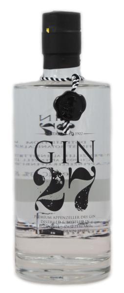 Gin 27 0,7 l 43 %
