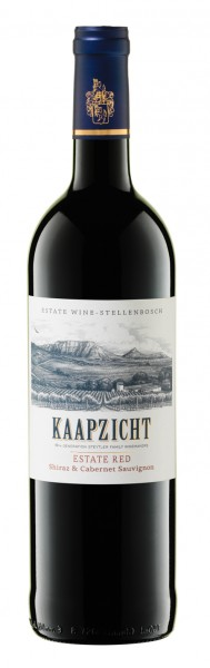 Kaapzicht Estate RED 2015 0,75 l