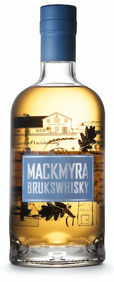 Mackmyra Brukswhisky 0,7l