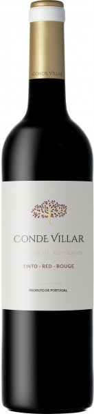 Quinta das Arcas Conde Villar Tinto 2017 0,75 l