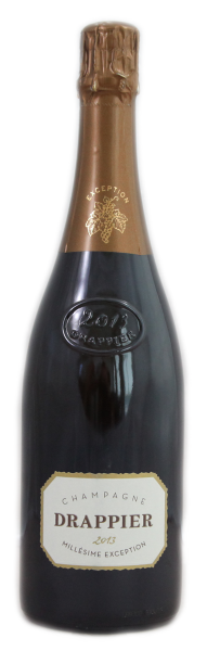 Drappier Champagner Millesime Exception 2013 0,75 l
