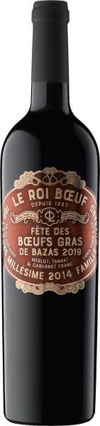 Le Roi Boeuf IGP Landes 2014 0,75 l