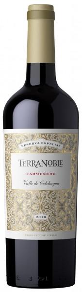 Terra Noble Carmenere Reserve Spezial 2015 0,75l