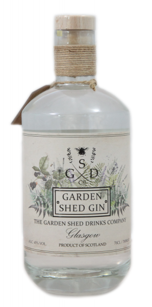 Garden Shed London Dry Gin 0,7l 45%