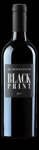 Markus Schneider Black Print Cuvee 2017 1,5 l