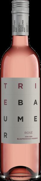 Triebaumer Blaufränkisch Res. Rose 2017 0,75l