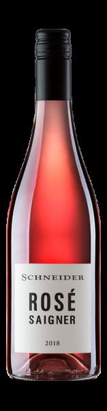 Markus Schneider Saigner Rose 2019 0,75 l