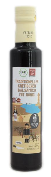 BIO Kretischer Balsamico mit Thymianhonig 250ml