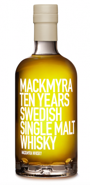 Mackmyra Svensk 10 Years EK Single Malt Whisky0,7l