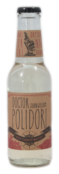 Doctor Polidori`s Dry Tonic 0,2l