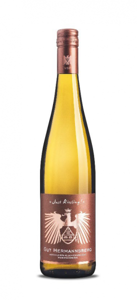 Gut Hermannsberg Just Riesling trocken QbA 2018 0,75 l