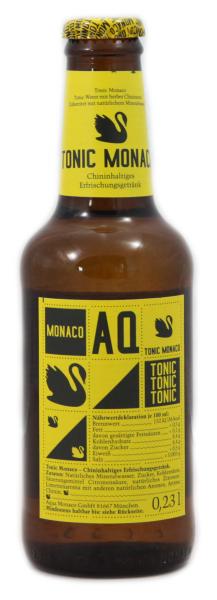 Aqua Monaco Tonic Water 0,23l