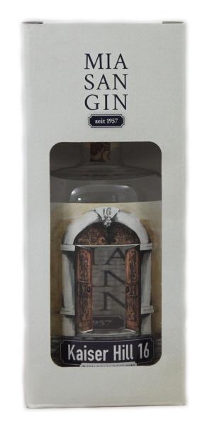 Schraml Dry Gin Kaiser Hill 16 0,7l 42%