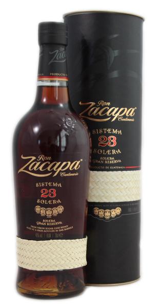 Ron Zacapa Centenario Solera Sistema 23 40% 0,7l