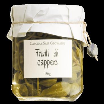 Frutti di Cappero 180 gr.