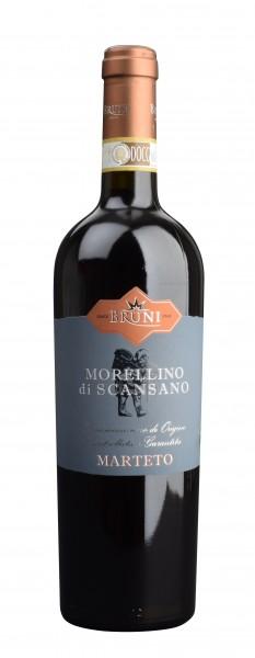 Bruni Morellino di Scansano DOCG 2017 0,75l