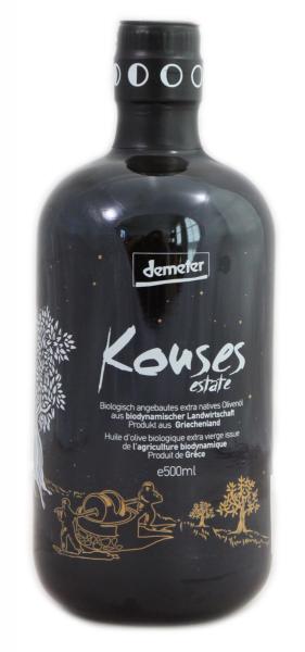 Biodynamisch Demeter Kretisches Olivenöl 0,5 l