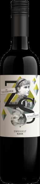 Zuschmann Zweigelt 2016 0,75 l