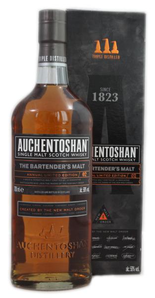 Auchentoshan Bartenders Malt Lowland 47% 0,7 l