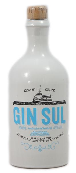Gin Sul Dry 0,5 l 43 %