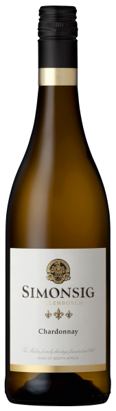 Simonsig Chardonnay 2017 0,75l