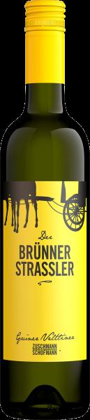 Zuschmann Der Brünnerstrassler 2017 BIO 0,75 l