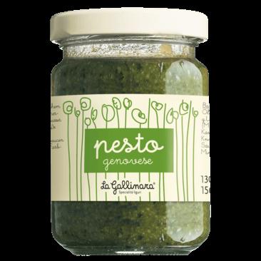 Pesto Basilikum 130g