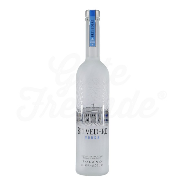 Belvedere Vodka Polen 0,7 l 40 %