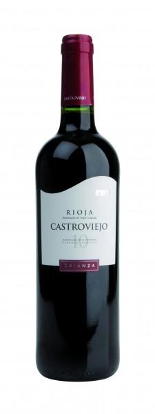 Castroviejo Rioja Crianza D.O.Ca. 2016 0,75l