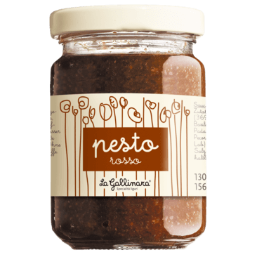 Pesto Rosso 130 g