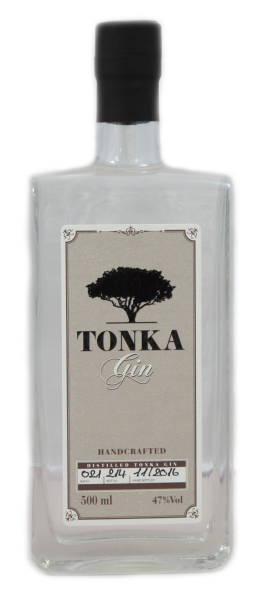 Tonka Gin 0,5l 47 %